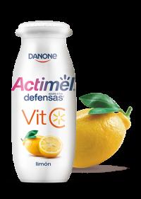 Actimel Limón