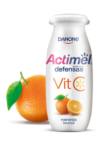 Actimel Naranja